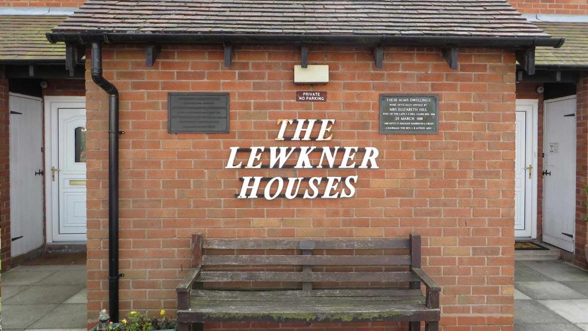 Alvechurch Almhouses Lewkner
